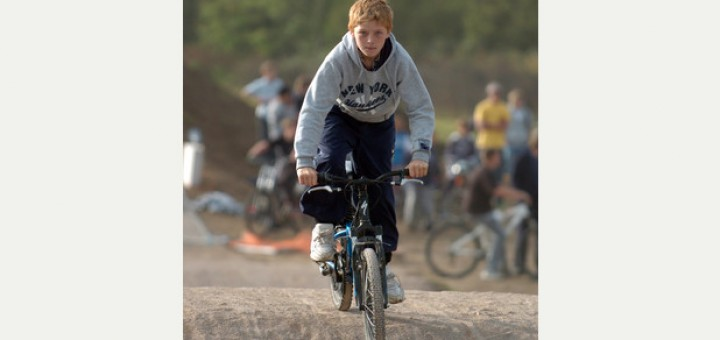 news 261007opening of the Tumps BMX track in Odd Downk fern