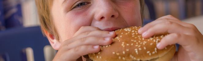 Scottish kids' junk food diet health crisis