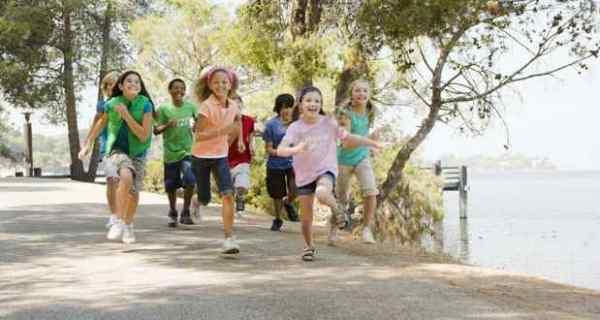 Here's why children need to exercise too!