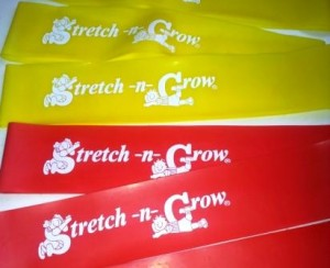 Stretch-n-Grow bands