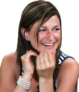 Daniella Cox, Franchisee Stretch-n-Grow Cheshunt. Herts.