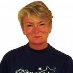 Linda Runs classes in the Bristol West Territory.