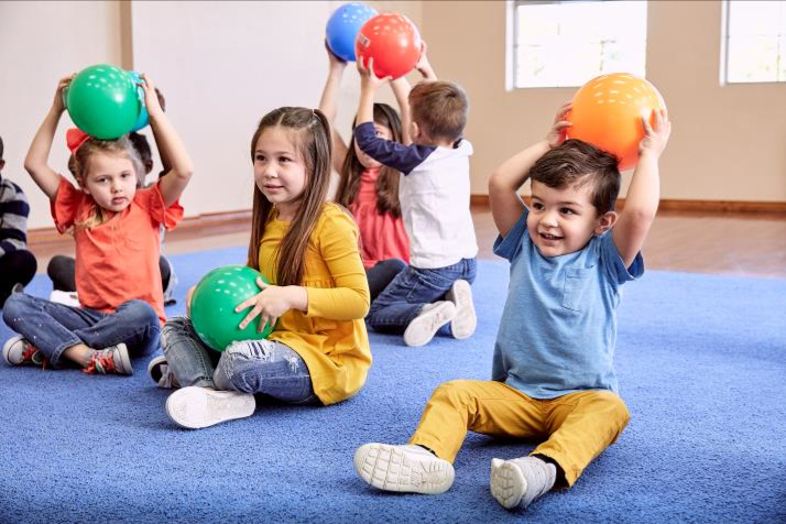 Children's Exercise Classes