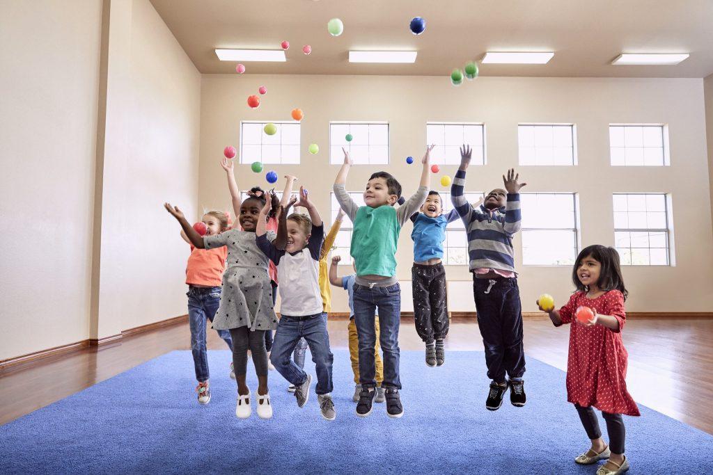 Fun Children's Fitness Classes